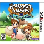 3DS: Harvest Moon 3D The Lost Valley (US) [ส่งฟรี EMS]