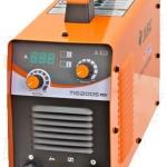 ตู้เชื่อมไฟฟ้าระบบทิก JASIC รุ่น TIG200S