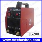 เครื่องเชื่อม ตู้เชื่อมทิก ระบบอินเวอร์เตอร์ 200 แอมป์ Superwelds TIG200 TIG/MMA Inverter Welding Machine