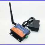 ควบคุมแบบไร้สาย อุปกรณ์ควบคุมผ่านWIFI USR-WIFI232-604 RS485 communication WIFI module converter