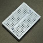 Breadboard 170 holes สีขาว บอร์ดทดลอง เบรดบอร์ด โพโต้บอร์ด