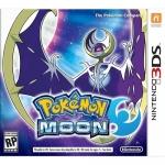3DS: Pokemon Moon (US) [ส่งฟรี EMS]