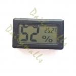 เครื่องวัดความชื้นและอุณหภูมิ แบบดิจิตอล (Digital Hygrometer Temperature & Humidity)