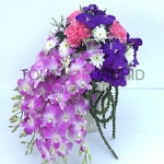 แจกันดอกไม้ Valensia รหัส