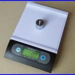 เครื่องชั่งดิจิตอล ตาชั่งดิจิตอล 7Kg ความละเอียด 1g Electronic Scale WHB08 ยี่ห้อ Anex รุ่น WH-B08