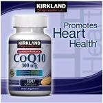 *หมดค่ะ*Kirkland Coenzyme Q10 300 mg. ขนาด 100 เม็ด รับประทานวันละ 1 เม็ดค่ะ