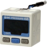 Pressure Switch ยี่ห้อ SMC รุ่น PSE101-A (Used)
