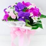 ช่อดอกไม้ Vanda Paradise