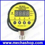 สวิทซ์แรงดันอากาศ สวิทซ์แรงดันลม AC220V 0-1Mpa Air Compressor Pressure Switch Digital Pressure Gauge Relay output