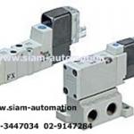 Solenoid Valve SMC SYJ7143-5LZ-02-MANIFOLD (NEW)