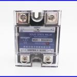 โซลิดสเตตรีเลย์ 25A solid state relay actually 3-32VDC TO 5-220VAC