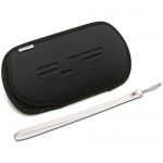 PSP: Pouch and Wrist Strap