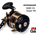 รอกา Abu Garcia รุ่น 5600 C4 Hyper Winch