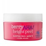 ETUDEHOUSE Berry AHA Bright Peel Sleeping Pack 100ml