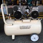 ปั๊มลมโรตารี่ Oil Free 50ลิตร BERALA รุ่น OF-550X2