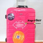 กระเป๋าเดินทาง รหัส 1210 ขนาด 20 นิ้ว