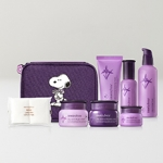 Innisfree x Snoopy JEJU ORCHID INTENSE CREAM 2018 Lucky box 1box