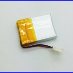 แบตเตอรี่ ลีเธี่ยม โพลิเมอร์ battery 150mAh 3.7V lithium polymer battery 042025