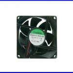 """พัดลมระบายความร้อน พัดลมระบายอากาศ 12VDC 3200 RPM 1.7W 3"""" EE80251S1-0000-A99"""
