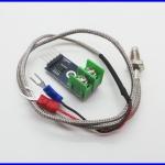 เทอร์โมคัปเปิล สายเครื่องวัดอุณหภูมิ -200~1300C องศา 40cm. MAX6675 Module + K Type Thermocouple Thermocouple Sensor for Arduino