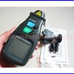 เครื่องวัดความเร็วรอบ เครื่องวัดรอบ มิเตอร์วัดความเร็วรอบ มิเตอร์วัดรอบ Digital Non / Contact Surface RPM Meter Tachometer