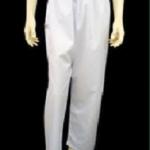 กางเกงขาว เอวยาง ยี่ห้อ รัตนาภรณ์ เบอร์ SS