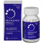 Transino White C ขนาด 180 เม็ด ทานได้ 30 วัน ผิวกระจ่างใสอย่างเป็นธรรมชาติค่ะ