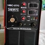 ตู้เชื่อมไฟฟ้า MIG / MAG ยี่ห้อ ETOP รุ่น NBC-270