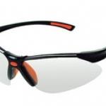 แว่นตาเซฟตี้ เลนส์ใส ทรงสปอร์ต Yamada YS-301