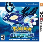 3DS: Pokemon Alpha Sapphire (US) [ส่งฟรี EMS]