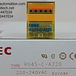 Relay IDEC RU4S-C-A220
