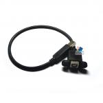 สาย USB Type A แบบผู้เมีย สำหรับยึดกล่อง