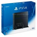 PS4: Console 500GB - Black (ประกันศูนย์ไทย) [ส่งฟรี EMS]