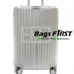 กระเป๋าเดินทาง รหัส 5507 สีเงิน ขนาด 28 นิ้ว
