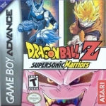 GBA 128 M: Dragonball Z Supersonic Warriors