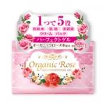 Meishoku organic rose skin conditioning gel 90 g. ครีมบำรุงผิวในรูปแบบเจล มีส่วนผสมของน้ำกุหลาบออร์แกนิคจากบัลแกเรีย ,คอลลาเจนและโจโจบาร์ออยล์