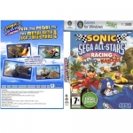 PC: Sonic Sega All Stars Racing (DVD)