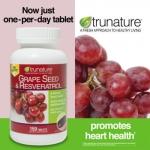 Grape seed extract ของ True nature 150 softgels อุดมไปด้วยวิตามิน A และสารต้านอนุมูลอิสระมากมาย