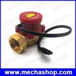 """โฟลว์สวิทช์ ตรวจจับการไหลผ่านของน้ำ Water pump flow switch 220V 3/4 to 1/2"""""""
