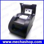 เครื่องพิมพ์ใบเสร็จ เครื่องพิมพ์สลิป เครื่องพิมพ์ความร้อน POS-5890K 90mm/s thermal receipt printer รองรับ Win10 driver