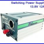 สวิทชิ่งเพาเวอร์ซัพพลาย Switching Power supply 13.8V 12A 160W