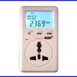 WATT METER Monitor 3000W วัดกระแส แรงดัน วัดกำลังไฟฟ้า คำนวณเป็นค่าไฟ