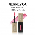 Merrez'Ca Speak Velvet Lip #303 Sweet Sunshine