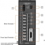 Stepping Controller Vexta RKD514L-A