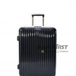 กระเป๋าเดินทางขอบอลูมิเนี่ยม สีดำ รหัส 2189 ไซด์ 29 นิ้ว