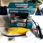 ปั๊มลมต่อแบตเตอรี่รถยนต์ TOTAL รุ่น TTAC2501