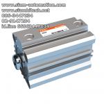 Cylinder ยี่ห้อ TPC รุ่น ADQA32-50 (ใหม่) พร้อม Reed Switch