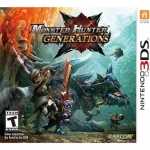 3DS: Monster Hunter Generation (US) [ส่งฟรี EMS]