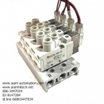 Solenoid Valve SMC SYJ5120-5MZ-C6 4ตัว