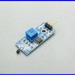 เทอร์มิสเตอร์เซนเซอร์วัดอุณหภูมิ 20 ถึง 80องศา 3.3 to5V Thermistor Sensor module temperature sensor module
